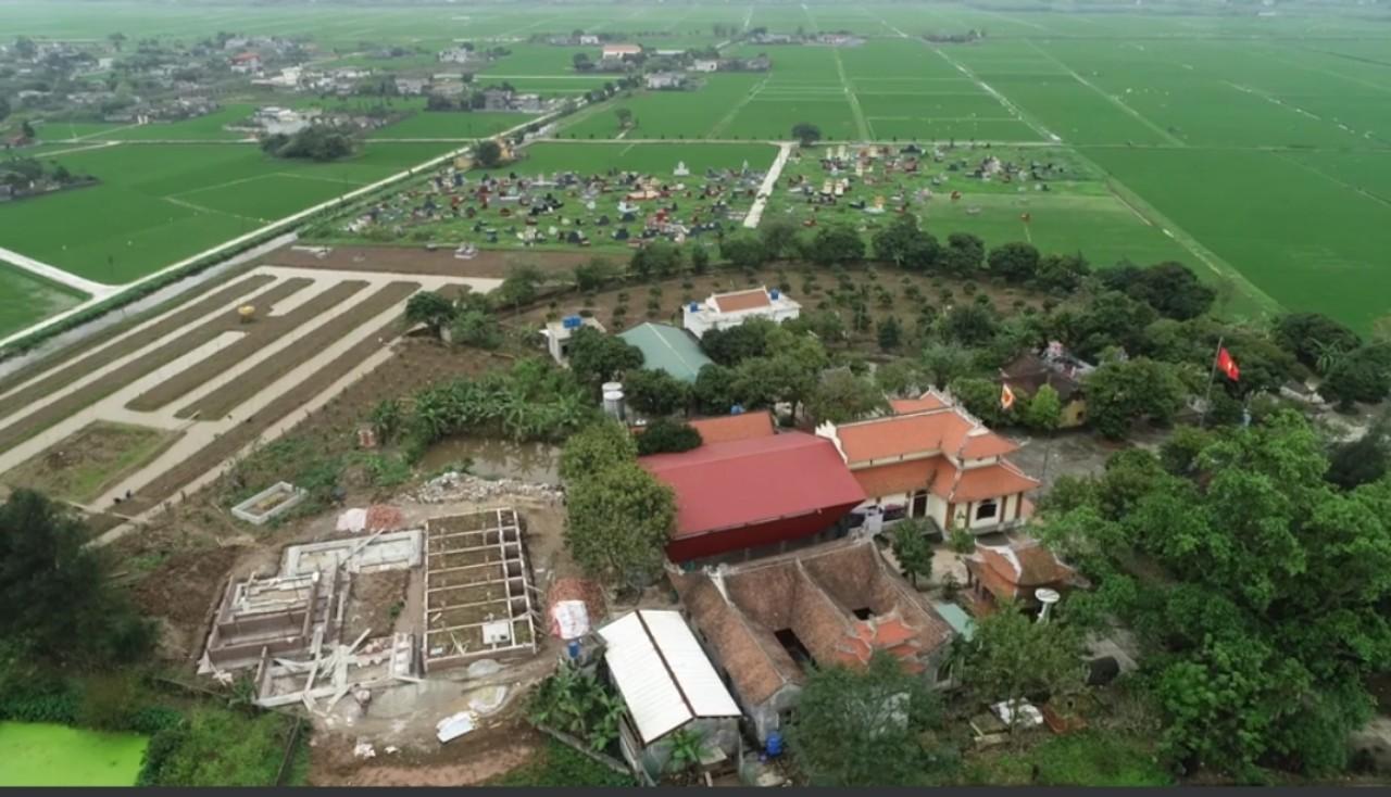 Đền - Chùa xã Bình Định