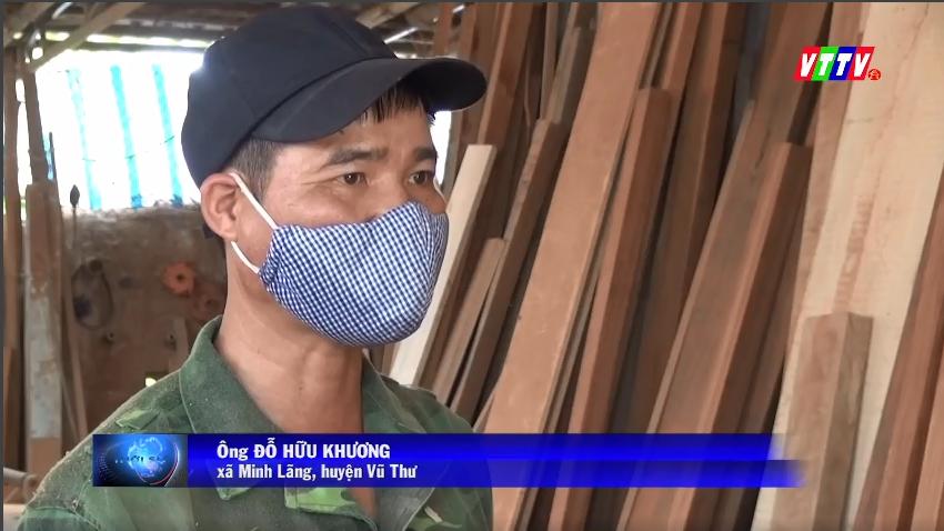 """Phóng sự về việc tổ chức, thực hiện mô hình """"Công dân học tập"""" ở huyện Vũ Thư vừa phát trên Đài PTTH Thái Bình"""