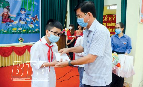 Quỳnh Phụ: Lan tỏa phong trào khuyến học, khuyến tài
